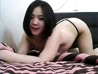 A japanese masturbate sheet with Maika and a vibrator