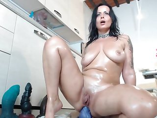 Horny adult scene Creampie foremost ever natural to