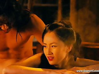Leni Lan Yan - Dealings and Zen 3D Extreme Ecstacy - HD
