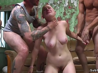 Trimmed head whore double fucking got laid