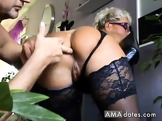young attendant aggravation lick hot mature