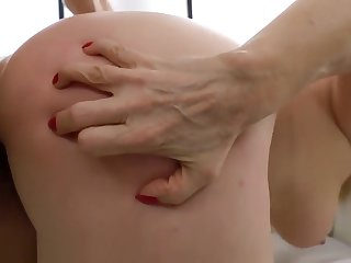 21Sextreme Granny Loves Anal Copulation