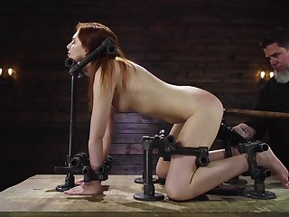 Anal maledom for the female resultant Maya Kendrick