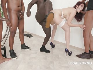 Black Dicks In Large-Bosomed Girl - amina danger