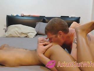 Asian Young Cutie Getting Fornicateed For everyone Depart from The Bed