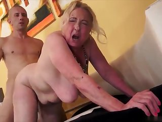 Five Horny Grannies take 5 Scenes