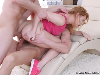 big booty wife loves the stupefy her hubby intended