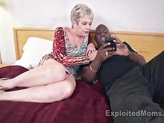 Leader Granny adjacent to Creampie Video
