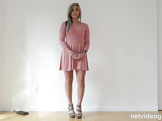 Bubble Butt 21 Year Old Seduced Not later than Audition