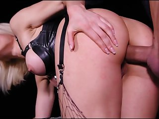 Shackled Spanked With the addition of Penetrated - ANALDIN