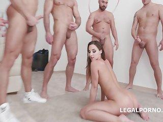 Gangbanged Warmness Girl - FUCK MOVIE